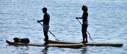 SUP-Board - Stand up Paddle